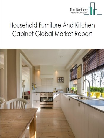 Household Furniture And Kitchen Cabinet