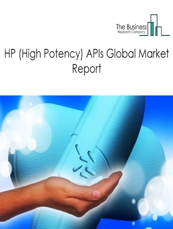 HP (High Potency) APIs