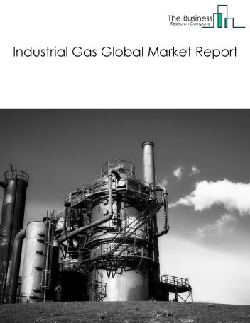 Industrial Gas Global Market Report 2018
