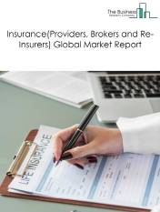 Insurance(Providers, Brokers and Re-Insurers) Global Market Report 2020-30: Covid 19 Impact and Recovery