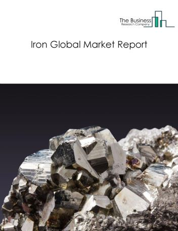 Iron Global Market Report 2018