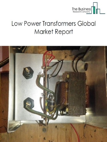 Low Power Transformers