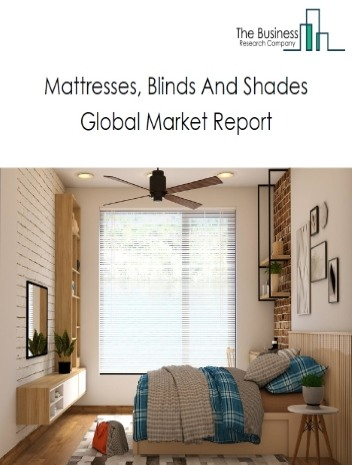 Mattresses, Blinds And Shades