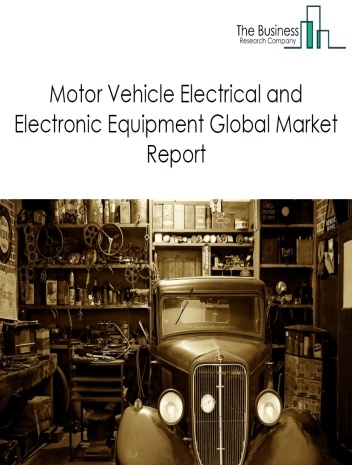 Motor Vehicle Electrical and Electronic Equipment