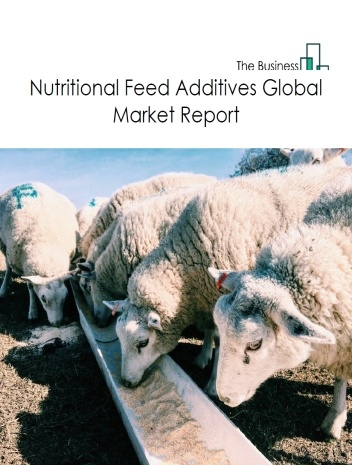 Nutritional Feed Additives