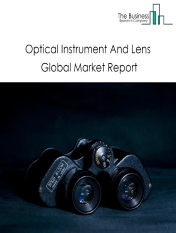 Optical Instrument And Lens