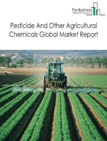 Pesticide And Other Agricultural Chemicals