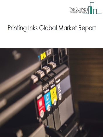 Printing Inks Global Market Report 2021: COVID-19 Impact and Recovery to 2030