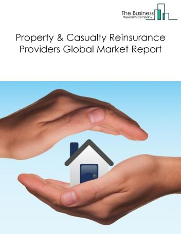Property And Casualty Reinsurance Providers Global Market Report 2018