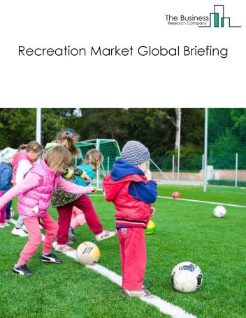 Recreation Market Global Briefing 2018
