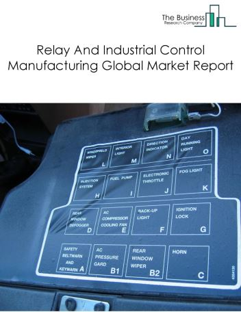 Relay And Industrial Control Global Market Report 2020