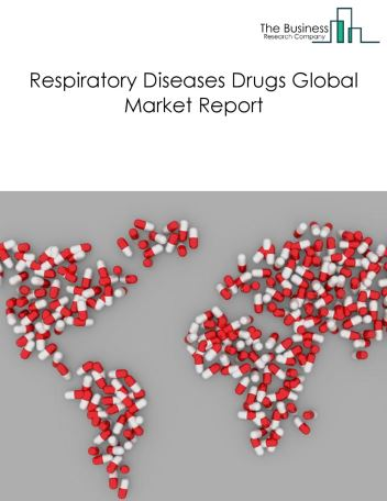 respiratory diseases drugs