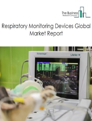 Respiratory Monitoring Devices Global Market Report 2020-30: Covid 19 Implications and Growth