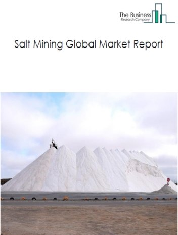 Salt Mining Global Market Report 2020