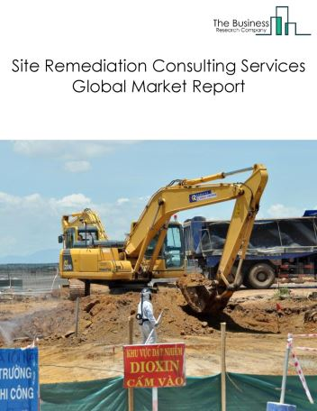 Site Remediation Consulting Services Global Market Report 2018
