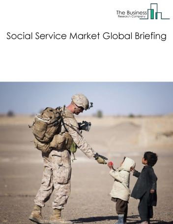 Social Services Market Global Briefing 2018