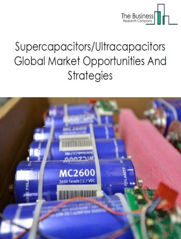 Supercapacitors and Ultracapacitors