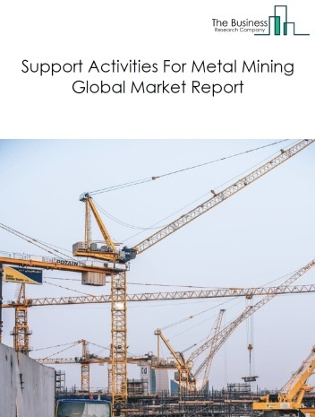 Support Activities For Metal Mining