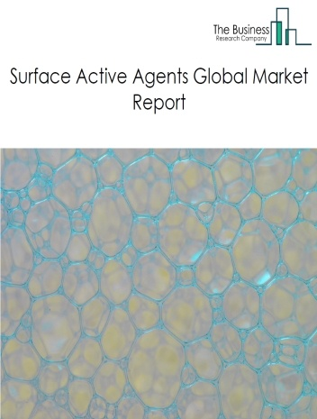 Surface Active Agents