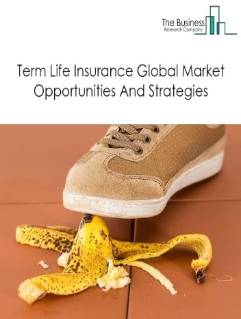 Term Life Insurance Market - By Type Of Insurance (Individual Level Term Life Insurance, Group Level Term Life Insurance, Decreasing Term Life Insurance), By Distribution Channel (Tied Agents And Branches, Brokers, Bancassurance), And By Region, Opportunities And Strategies – Global Forecast To 2030