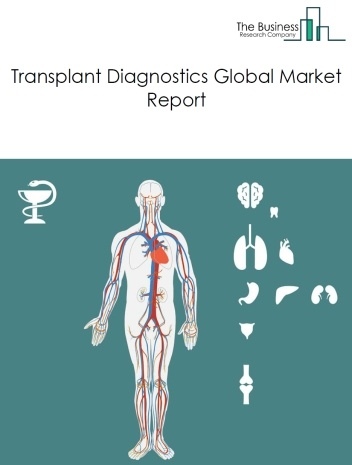 Transplant Diagnostics Global Market Report 2021: COVID-19 Growth And Change To 2030
